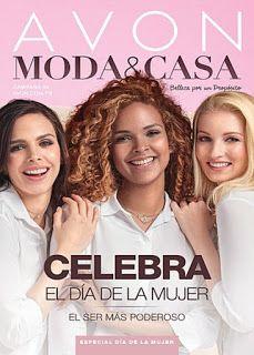 Catalogos Avon, Moda Casa, Dupree, Carmel, Napoli, Leonisa Virtual Online.: Catalogo Avon MODA & CASA Folleto 04 Febrero 2017