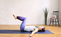 Suffering from lower back pain and stiffness? Pilates can help! Try these 6 Pilates exercises to get soothing back pain relief stat. Lower Back Exercises, Stretching Exercises, Muscle Stretches, Sciatica Stretches, Lower Back Pain Relief, Low Back Pain, Back Muscles, Core Muscles, Yoga Training