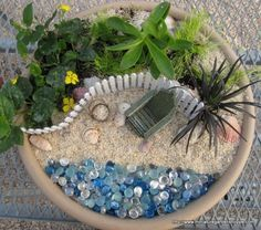Amazing DIY Fairy Garden Ideas And Beautiful Accessories (15)