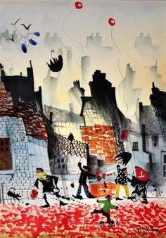 Sue Howells Hoorah its a boy l Contemporary Art