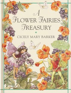A Flower Fairies Treasury - My all time favourite childhood books.