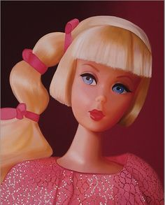 Another fabulous Barbie painting by Judy Ragagli. Description from pinterest.com. I searched for this on bing.com/images