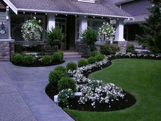 Gorgeous Front Yard Landscaping Ideas 18018 #easylandscape