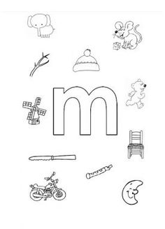 letter m. Leadership Activities, Preschool Learning Activities, Preschool Printables, Kids Learning, Cooperative Learning, Group Activities, School Worksheets, Worksheets For Kids, Elementary School Counseling