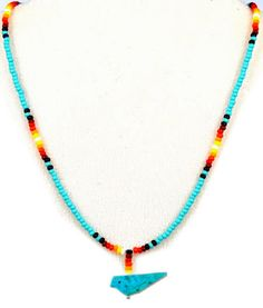 Cherokee Indian and Style Beaded Necklaces Page 3