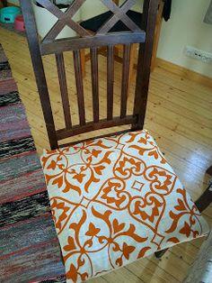 Chair pillowcower