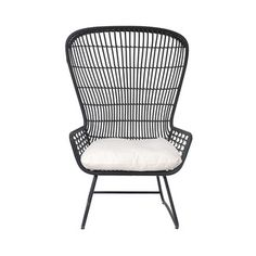 Wired Throne Chair