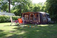 Idyllischer Campingplatz in Norddeutschland bei Oldenburg