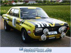 opel commodore a | Opel Commodore GS Steinmetz Bild - Auto Pixx