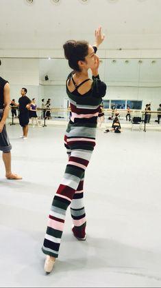 in the studio — Ballet Style Ballet Workout Clothes, Ballet Clothes, Ballet Wear, Ballet Dancers, Ballerinas, Ballet Leotards, Ballet Inspired Fashion, Ballet Fashion, Ballet Costumes