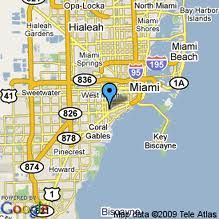 Miami and neighboring districts...