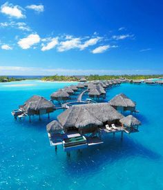Bora Bora Resorts | FOUR SEASONS RESORT, BORA BORA