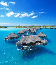 Bora Bora Resorts   FOUR SEASONS RESORT, BORA BORA
