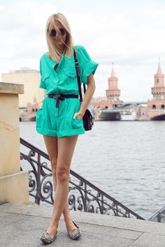 76b7be0c664e 137 Best Rompers + Jumpsuits   accentuate waist with belt   images ...