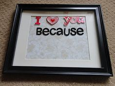 Love Frame, Valentine's Day
