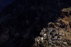 Himalayan village Mitchell Kanashkevich