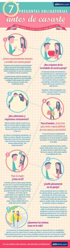 7 preguntas obligatorias antes de casarte