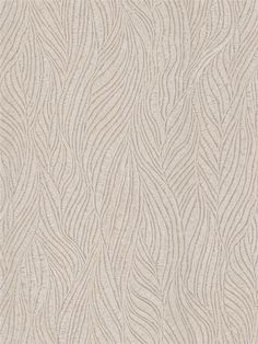 Taupe Abstract Leaf Swirl Wallpaper Kitchen Bathroom Wallpaper