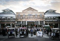 Alex Chinnecks Architectural Illusion In Londons Covent Garden (Photos)