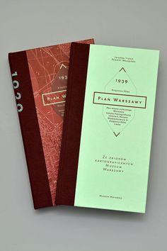 Plan Miasta Stołecznego Warszawy Książnicy-Atlas z 1939 roku   Muzeum Warszawy