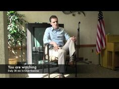 30 minute In Chair Exercise for Seniors