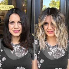 * Transformation: Ash-Toned Blonde Balayage >>>
