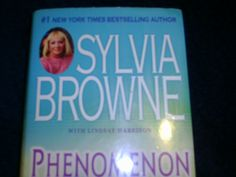 I have this really fascination of reading Sylvia Browne so this is the only book that I have from her.......