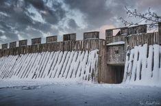 Trelleborg Viking fortress
