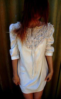 Handmade tunic
