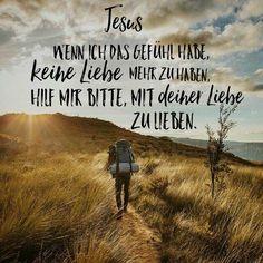 #JESUS - BITTE SCHENK MIR DEINE LIEBE -