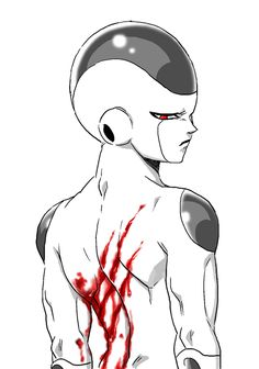 injury by frieza-love on DeviantArt Dragon Tattoo Back, Asian Dragon Tattoo, Small Dragon Tattoos, Frieza Race, Lord Frieza, Pokemon Emerald, Dragon Ball Image, Simple Anime, Dragon Z
