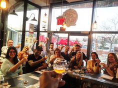 Cheers from Coney Island Brewing Co.!