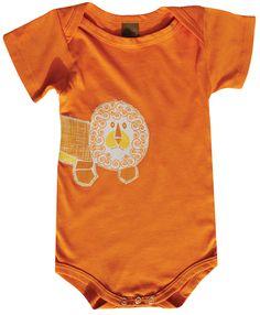 cute oneies w/ adorable diaper lion cover!