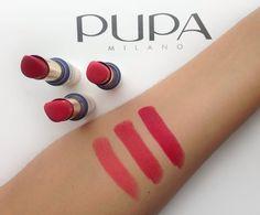 Navy Chic #spring collection  #lipstick #rossetti  Miss pupa velvet matt