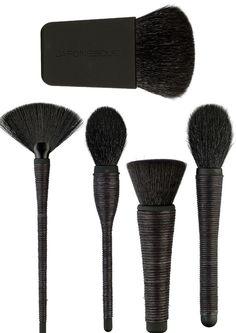 The new Japonesque Kumadori Makeup Brush Collection