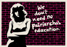 «Patriarchal education»  by Christopher Dombres  - Domaine public https://upload.wikimedia.org/wikipedia/commons/9/9b/PATRIARCHAL_EDUCATION.jpg  https://upload.wikimedia.org/wikipedia/commons/9/9b/PATRIARCHAL_EDUCATION.jpg