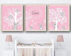 Wall Art For Nursery Bathroom Decor Home Decor by FMDesignStudio Playroom Wall Decor, Nursery Wall Art, Bedroom Wall, Girl Nursery, Nursery Decor, Room Decor, Housewarming Gifts, House Warming, Baby Shower Gifts