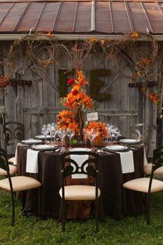 25 Inspiring Barn Wedding Exterior Decor Ideas / #21 of 24 Photos