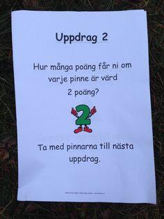 Learn Swedish, Swedish Language, Outdoor Learning, Math Workshop, Reggio Emilia, Kids Corner, Creative Kids, Learn English, Elementary Schools