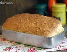 Eita que eu tô toda trabalhada numa tapioca esses dias! Vi a Ana Maria fazendo esse pãozinho e fiquei aguada para testar. Deu certo e ficou uma delícia!!! O texto abaixo é da receita original com p…