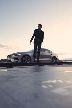 Volvo Photography by Agnieszka Doroszewicz and Patrik Johäll Automotive Photography, Advertising Photography, Tumblr Car, Carros Retro, Shooting Couple, Models Men, Car Poses, Mens Photoshoot Poses, Mini Car