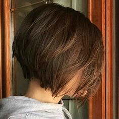 short bob cuts for stylish women 2020 frisuren frauen frisuren männer hair hair women Short Bob Cuts, Short Bob Haircuts, Short Hair Cuts, Short Hair Styles, Haircut Bob, Short Bobs, Bob Cut Hairstyles, Short Brunette Hair Cuts, New Hair