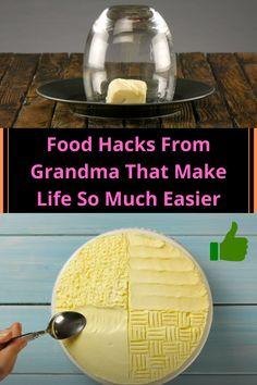 #Food #Hacks #Grandma #Life #Easier Amazing Buildings, Drugstore Makeup, Couples In Love, Life Savers, Kitchen Hacks, Chic Wedding, Food Hacks, Couple Goals, Cake Decorating