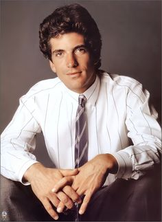 Perfection-John Kennedy jr, like my Daddy. too wonderful for this world.  I know he, Carolyn, and her sister are all in Paradise having a wonderful time.  Thank you John for visiting with us and inspiring us for a little while.