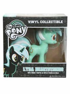 Amazon.com: Funko: My Little Pony - Lyra Heartstrings Vinyl Figure: Toys & Games