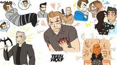 Everything's coming up Milhouse Derek Teen Wolf, Teen Wolf Dylan, Teen Wolf Cast, Teen Wolf Memes, Teen Wolf Funny, Teen Wolf Werewolf, Mtv Tv, Teen Wolf Seasons, Allison Argent