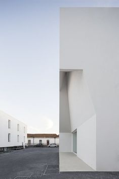Meeting Centre in Grândola | Aires Mateus; Photo: Nelson Garrido​ | Archinect