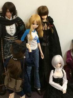 Kizuna Yumeno Smart Doll by infinity10