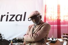 Garrett Morris is looking sharp in his shades with Crizal UV lenses