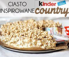 Proste ciasto bez pieczenia Easy no bake cake kindercountry